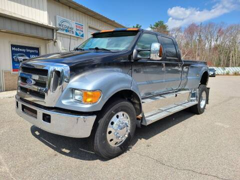 2006 Ford F-650 Super Duty for sale at Medway Imports in Medway MA