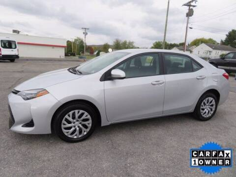 2019 Toyota Corolla for sale at DUNCAN SUZUKI in Pulaski VA