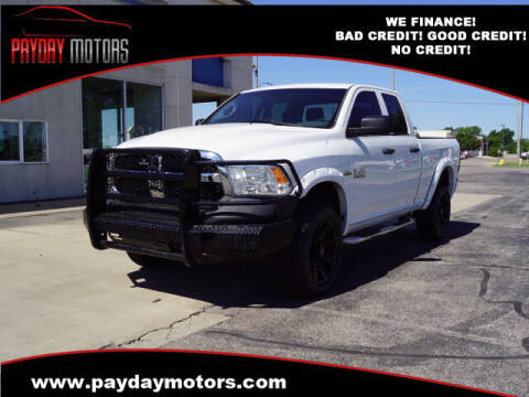 2013 RAM Ram Pickup 1500 for sale at Payday Motors in Wichita KS