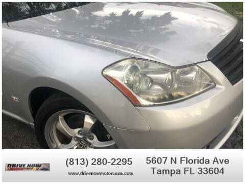 2007 Infiniti M45 for sale at Drive Now Motors USA in Tampa FL