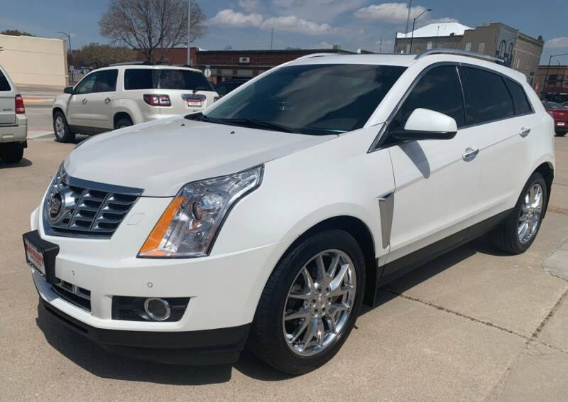 2013 Cadillac SRX for sale at Spady Used Cars in Holdrege NE