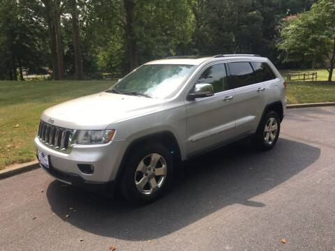 2013 Jeep Grand Cherokee for sale at Bowie Motor Co in Bowie MD