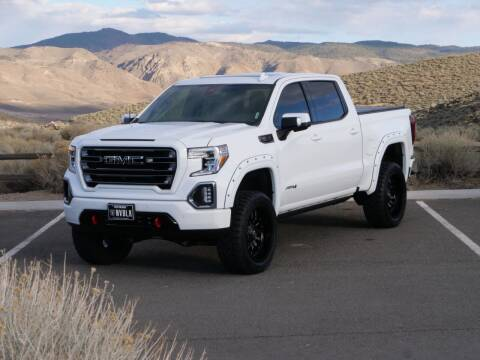 2020 GMC Sierra 1500 for sale at Sierra Classics & Imports in Reno NV