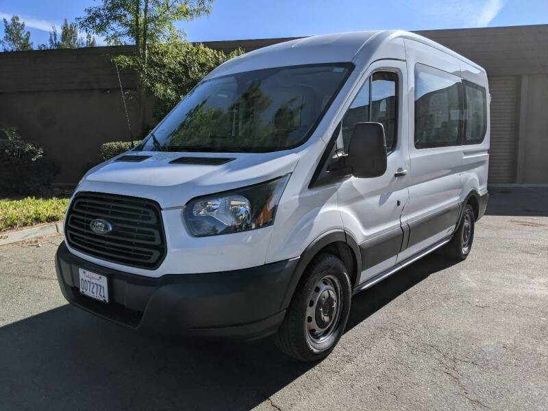 2016 Ford Transit Passenger for sale at Skye Auto in Fremont CA