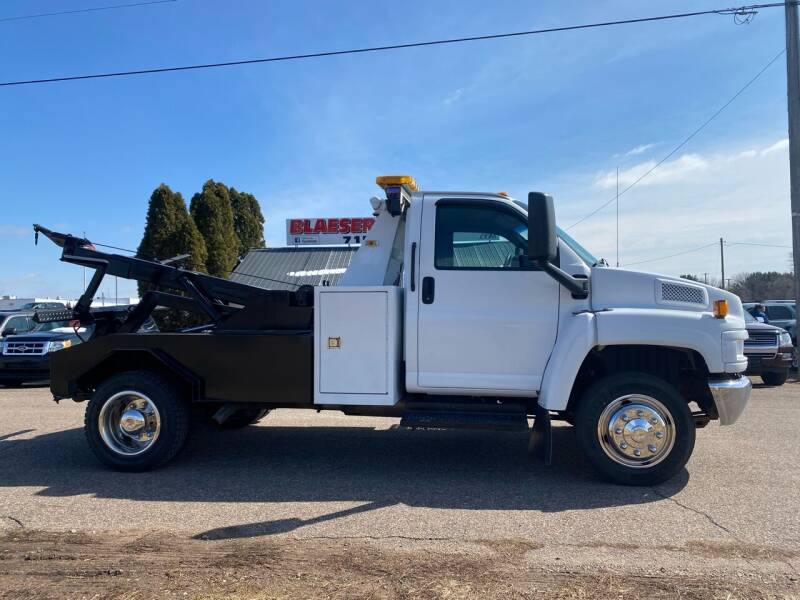 2003 GMC C5500 for sale at BLAESER AUTO LLC in Chippewa Falls WI