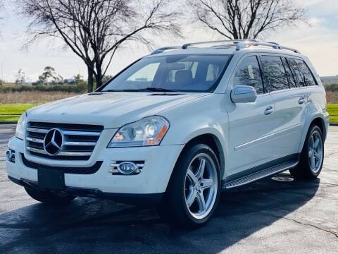 2009 Mercedes-Benz GL-Class for sale at Silmi Auto Sales in Newark CA
