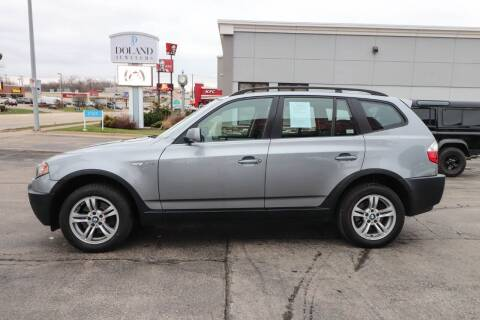2005 BMW X3 for sale at AutoLink in Dubuque IA