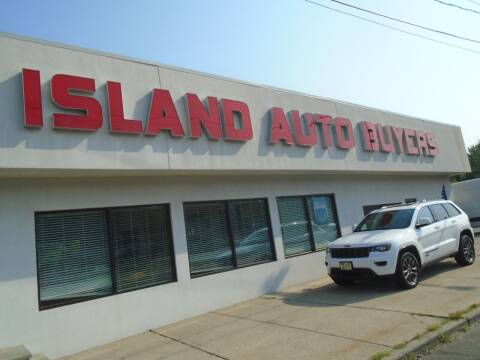 2016 Jeep Grand Cherokee for sale at Island Auto Buyers in West Babylon NY