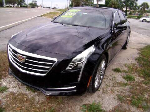 2018 Cadillac CT6 for sale at Auto Brokers in Gulf Breeze FL