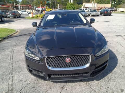 2017 Jaguar XE for sale at Atlanta Fine Cars in Jonesboro GA