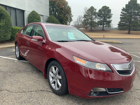 2012 Acura TL for sale at CarWay in Memphis TN