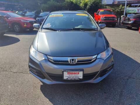 2014 Honda Insight for sale at Elmora Auto Sales in Elizabeth NJ