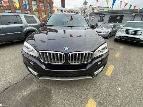 2017 BMW X5 for sale at Metro Auto Sales in Lawrence MA