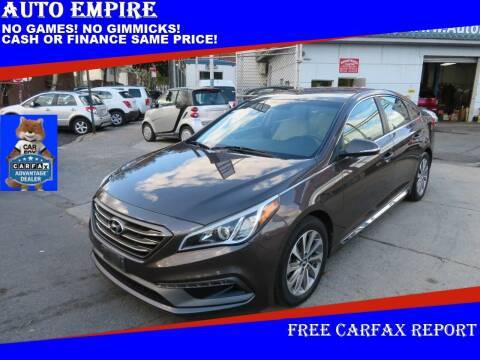 2015 Hyundai Sonata for sale at Auto Empire in Brooklyn NY
