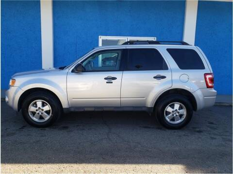2012 Ford Escape for sale at Khodas Cars in Gilroy CA