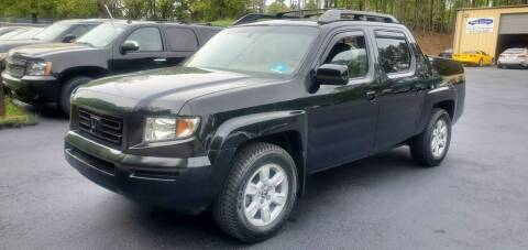 2006 Honda Ridgeline for sale at GA Auto IMPORTS  LLC in Buford GA