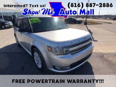 2013 Ford Flex for sale at Show Me Auto Mall in Harrisonville MO
