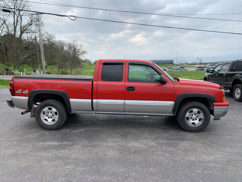 2006 Chevrolet Silverado 1500 for sale at Westview Motors in Hillsboro OH