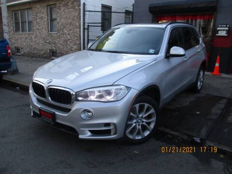 2016 BMW X5 for sale at Newark Auto Sports Co. in Newark NJ