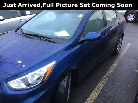 2016 Hyundai Accent for sale at Royal Moore Custom Finance in Hillsboro OR