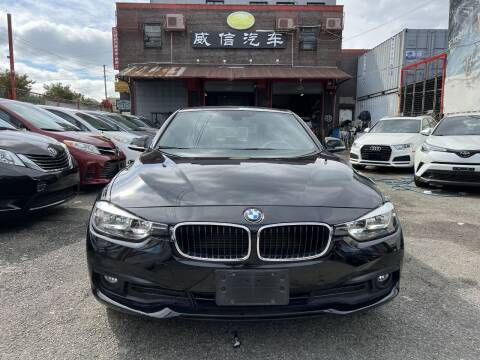 2017 BMW 3 Series for sale at TJ AUTO in Brooklyn NY