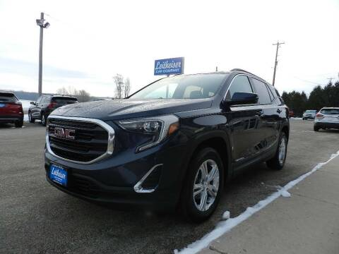2018 GMC Terrain for sale at Leitheiser Car Company in West Bend WI
