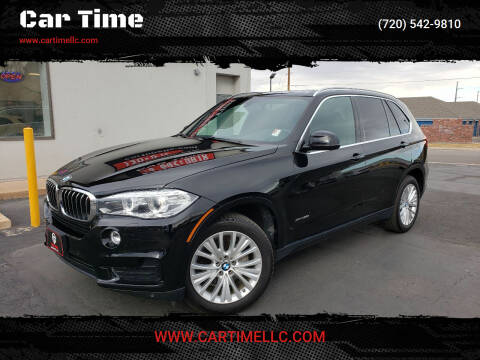 2017 BMW X5 for sale at Car Time in Denver CO