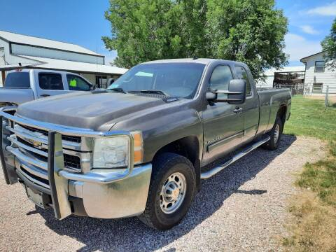 2007 Chevrolet Silverado 2500HD for sale at Best Car Sales in Rapid City SD