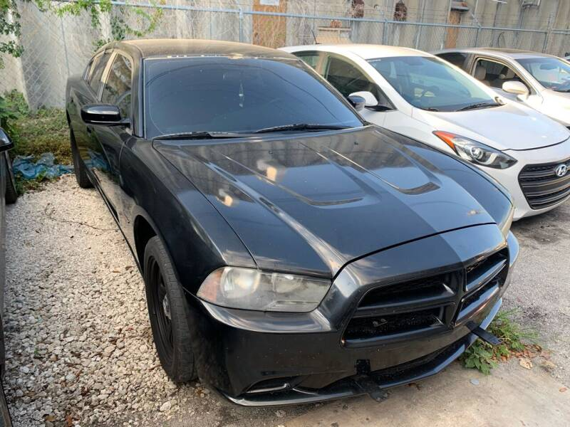 2011 Dodge Charger for sale at Eden Cars Inc in Hollywood FL