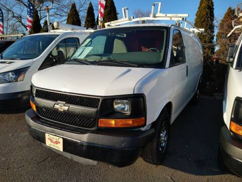 2013 Chevrolet Express Cargo for sale at P J McCafferty Inc in Langhorne PA