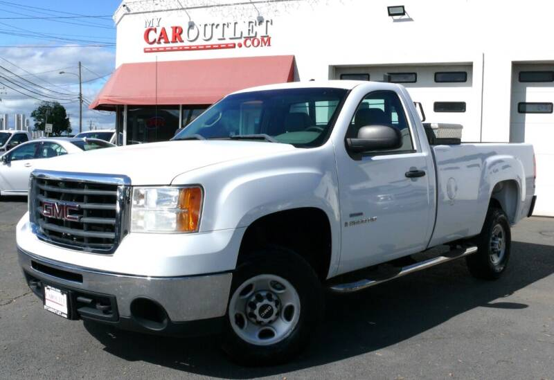 2008 GMC Sierra 2500HD for sale at MY CAR OUTLET in Mount Crawford VA