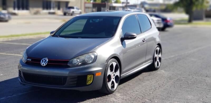 2010 Volkswagen GTI for sale at Vision Motorsports in Tulsa OK