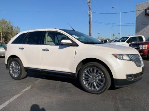 2012 Lincoln MKX for sale at Brown & Brown Auto Center in Mesa AZ