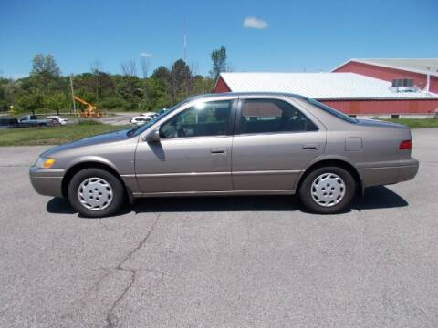 1999 Toyota Camry for sale at Rt. 44 Auto Sales in Chardon OH