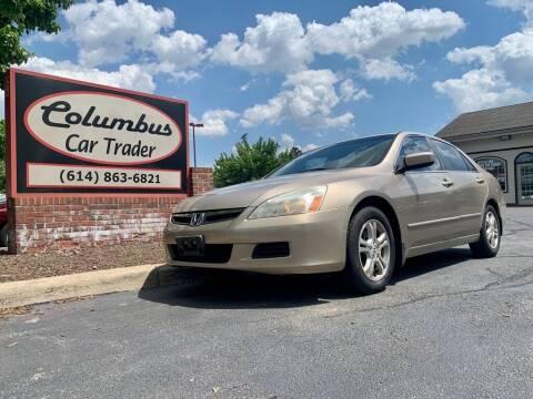 2007 Honda Accord for sale at Columbus Car Trader in Reynoldsburg OH