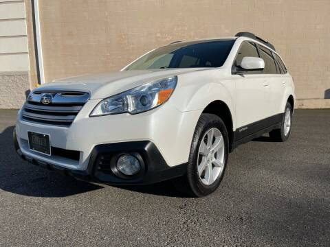 2013 Subaru Outback for sale at ELITE MOTORWORKS in Portland OR