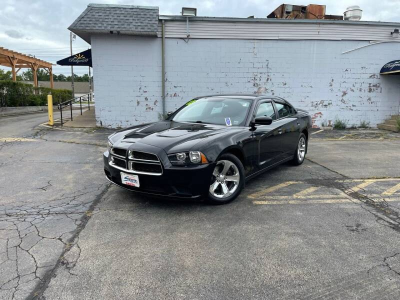 2012 Dodge Charger for sale at Santa Motors Inc in Rochester NY