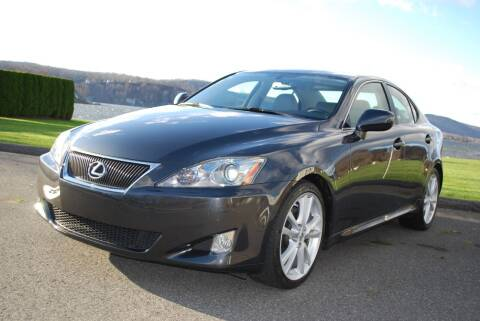 2007 Lexus IS 250 for sale at New Milford Motors in New Milford CT
