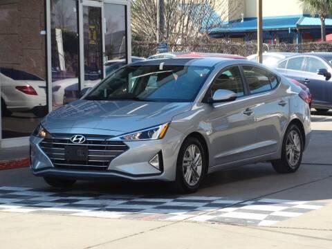 2020 Hyundai Elantra for sale at Drive Town in Houston TX