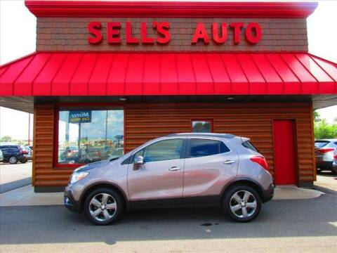 2014 Buick Encore for sale at Sells Auto INC in Saint Cloud MN