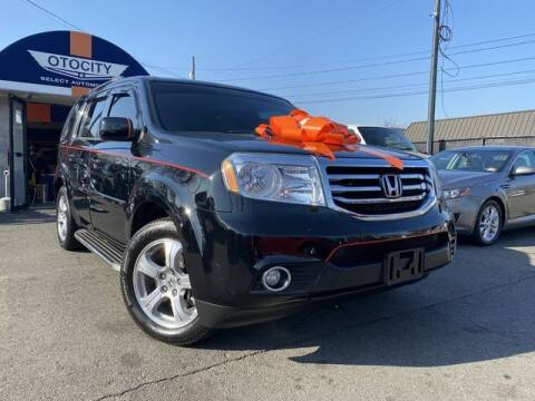 2014 Honda Pilot for sale at OTOCITY in Totowa NJ