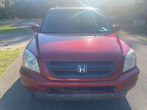 2003 Honda Pilot for sale at Carlyle Kelly in Jacksonville FL
