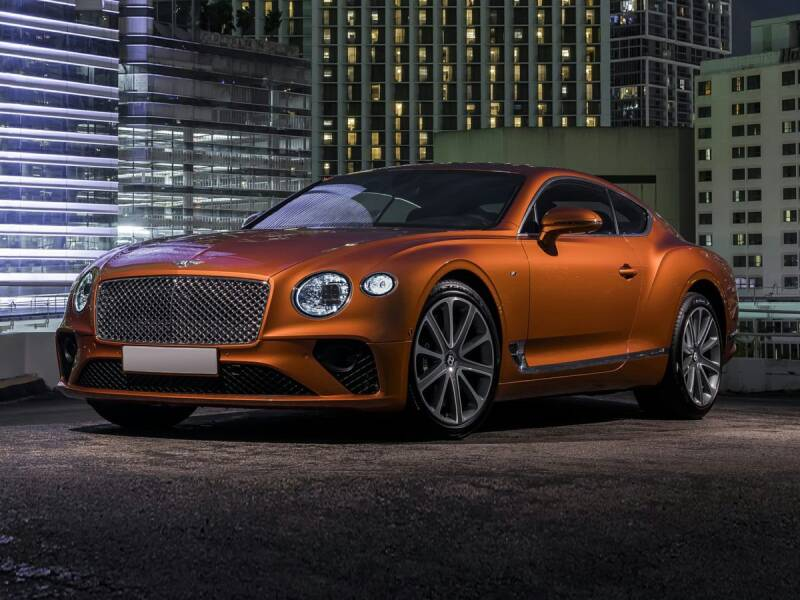 2020 Bentley Continental for sale in North Palm Beach, FL