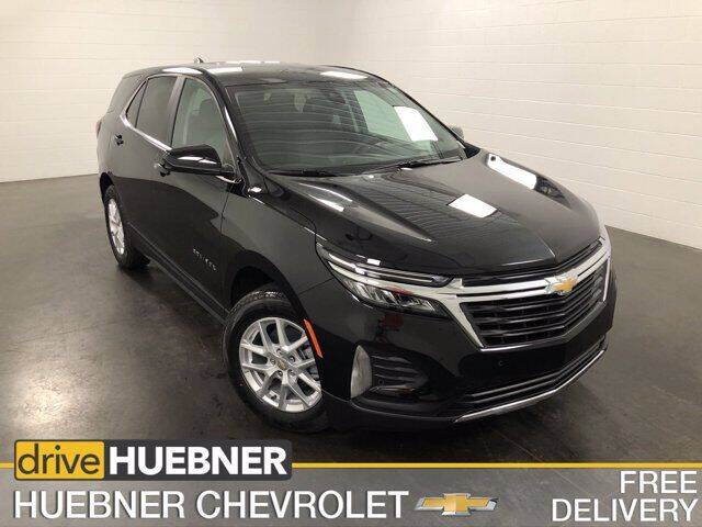 2022 Chevrolet Equinox for sale in Carrollton, OH