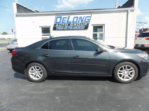 2016 Chevrolet Malibu Limited for sale at DeLong Auto Group in Tipton IN