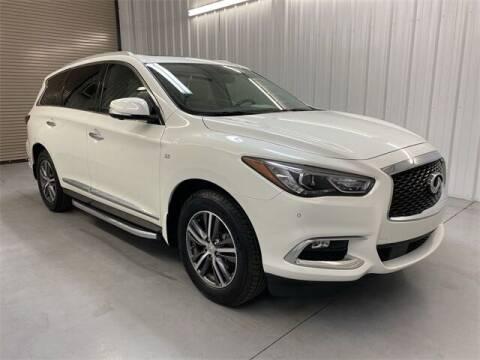 2018 Infiniti QX60 for sale at JOE BULLARD USED CARS in Mobile AL