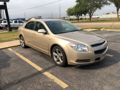 2008 Chevrolet Malibu for sale at MG Auto Sales in Sioux City IA