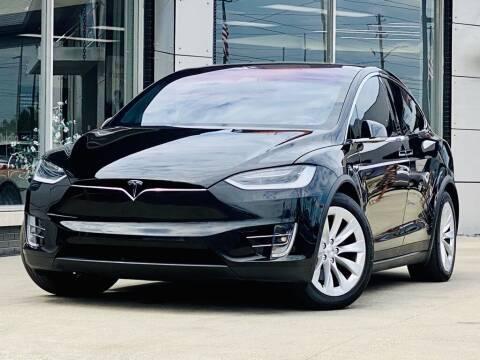 2019 Tesla Model X for sale at Carmel Motors in Indianapolis IN