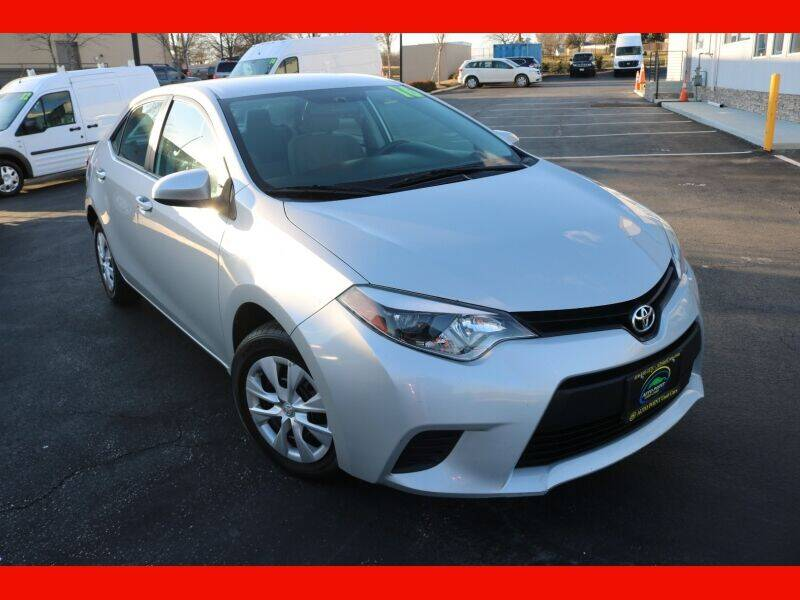 2016 Toyota Corolla for sale at AUTO POINT USED CARS in Rosedale MD