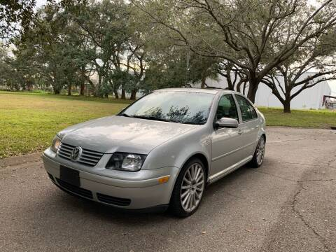 2003 Volkswagen Jetta for sale at FLORIDA MIDO MOTORS INC in Tampa FL